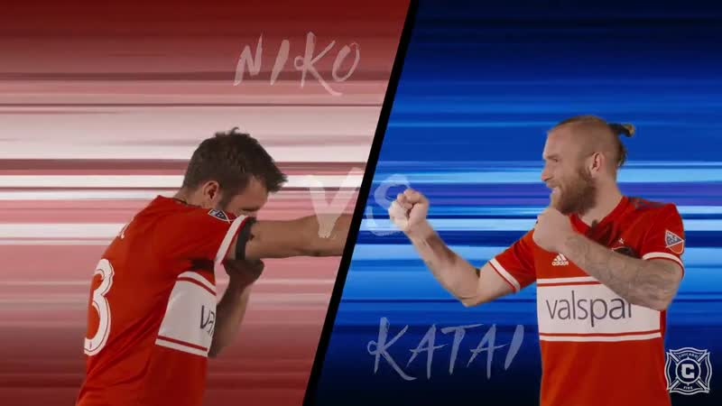 Второй четвертьфинал за лучший гол сезона Неманья Николич vs Александр Катаи
