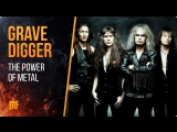 Grave Digger - The Power Of Metal (Official Lyric Video) 2018 Napalm Records