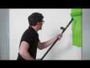 Wagner Flexio Sprayer vs Малярный валик