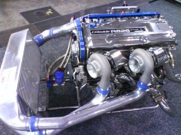 Двигатели Nismo совместимы с