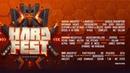 HARDFEST - Orange We Are 2019   Trailer Line up