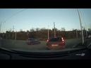 Момент дтп выезд с ТРК «Комсомолл» на Академический мост 29.10.2017