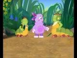 Лунтик смотреть Варенье в западне новая серия игра как мультик для детей