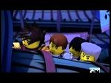 LEGO Ninjago 3 (2) сезон 6 (19) серия - Не в то время, не в том месте