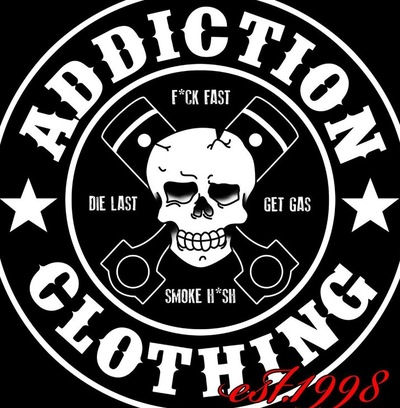 Addiction Clothing, 15 мая 1989, Лесосибирск, id227709690