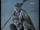 Сцена из фильма Вий 1967 г. Полёт ведьмы на Хоме