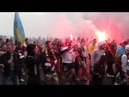 Жыве Беларусь Слава Украіне Выезд да братоў
