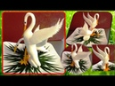 Gorgeous Of Birds Cutting In White Radish Carrot Black Peppercorn Brand HD