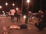 Horrific bike crash in Pattaya, Russian rider thorn in half. May 2013