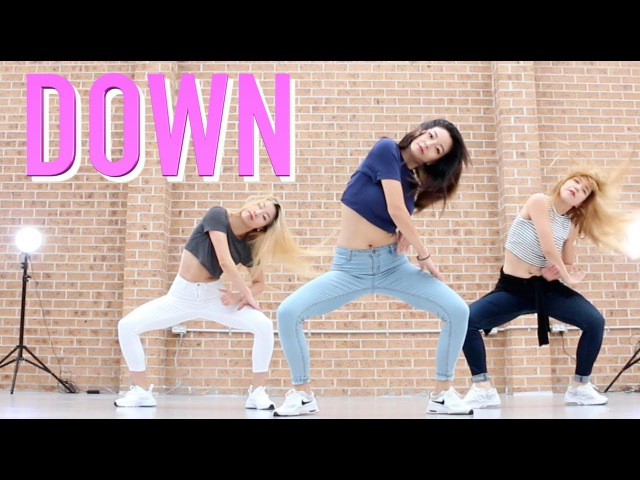 Fifth Harmony Down iMISS CHOREOGRAPHY @ IMI DANCE STUDIO