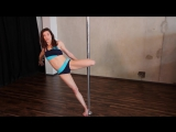 Free Online Pole Lesson Julies Signature Transition - Cupid to Janeiro
