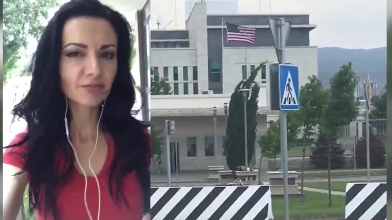 When journalists want to know why the US Embassy to Tbilisi transports pathogens as diplomatic cargo in Georgia