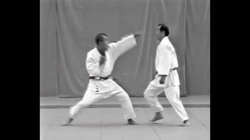 Традиционное дзюдо.Госин Дзюцу но Ката.Техника самообороны