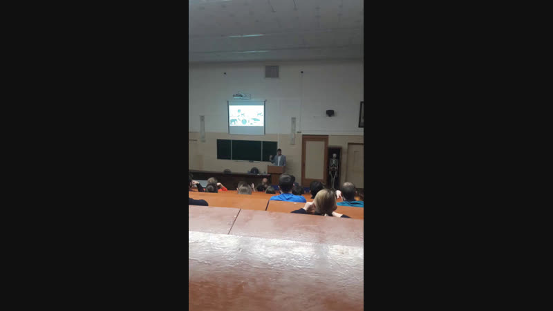 Live: Ryazan Medical University Foreigners