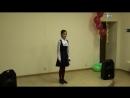 Конкурс Дети читают стихи. Мулабоева Анна, 10 лет