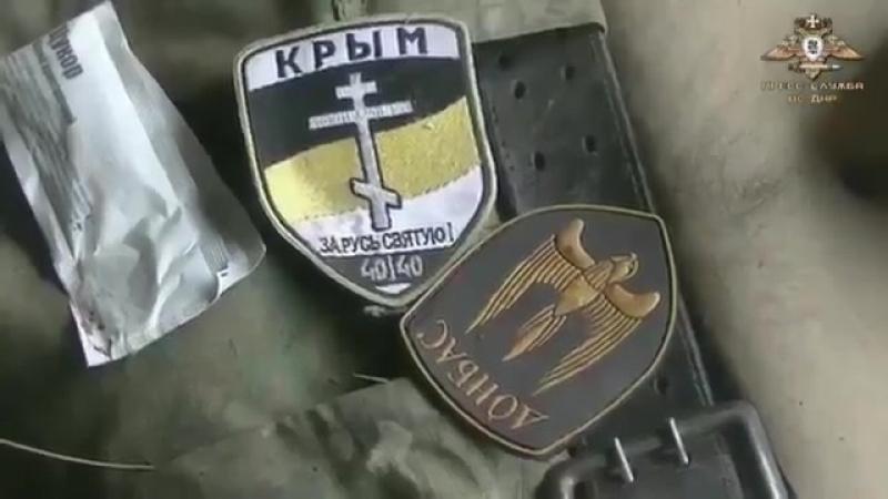 В морг Горловки доставлены трупы диверсантов Украины