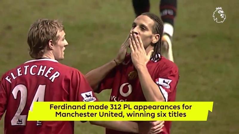 В этот день Рио перешёл в Юнайтед