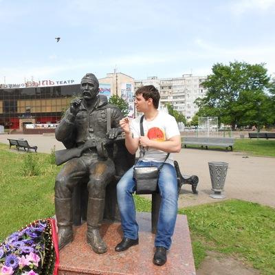 Vick Filips, 23 августа 1990, Минск, id40673495