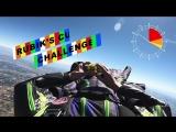 Rubiks Cube Challenge - Skydiving