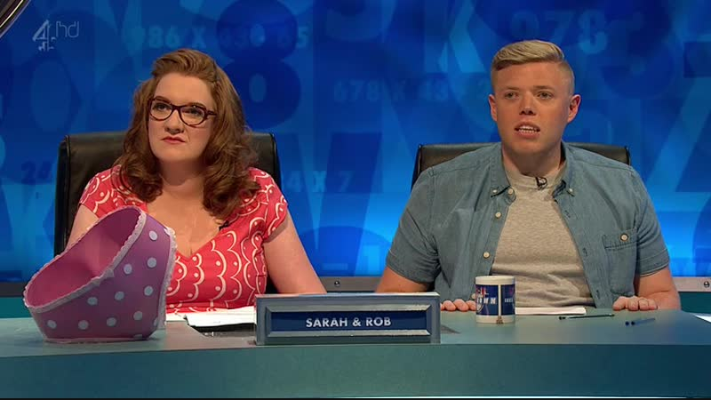 8 out of 10 Cats does Countdown S07E10 (17.07.2015)