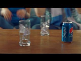 Pepsi. Живи игрой