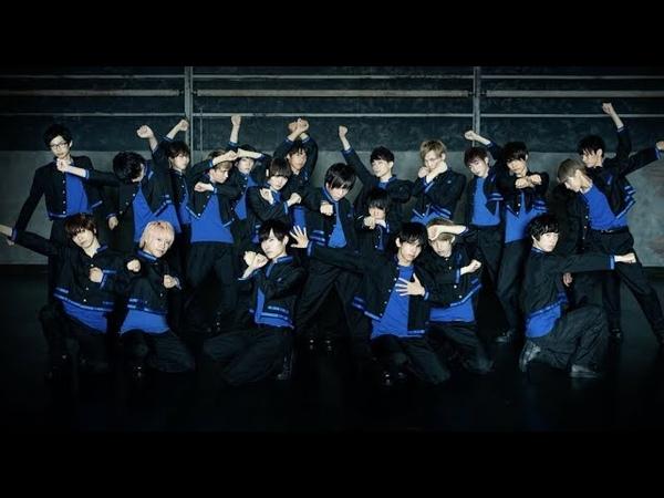 【現役男子アイドル21人】 不協和音 【踊ってみた】only mens cover dance