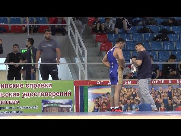 Айларов Астан (Алания) - Джагаев Сослан (Алания)