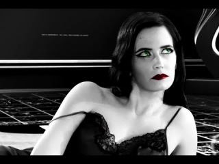 Sin City: A Dame To Kill For Official TV Spot - Goddess (2014) Eva Green, Jessica Alba Movie HD