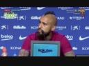 Vidal multado con 800.000 euros por pelea en discoteca en Alemania