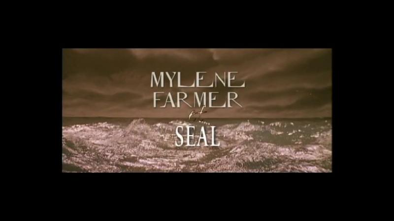 Clip Les mots - Intro (Mylène Farmer Seal)