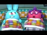 Пин-код - Гляделки (Смешарики - познавательные мультики для детей и взрослых) HD