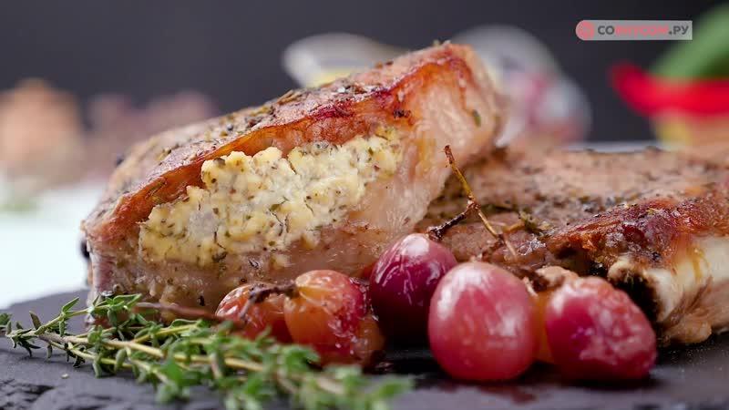 Как приготовить фаршированную свинину