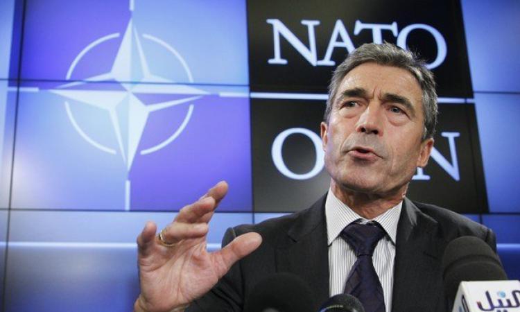 НАТО разглядело наращивание российской военной мощи на границе Ростовской области с Украиной