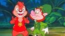 Чип и Дейл спешат на помощь - Серия 34, Последний эльф Мультфильмы Disney