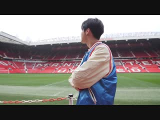 luhan @ 190131 manchester united football club update