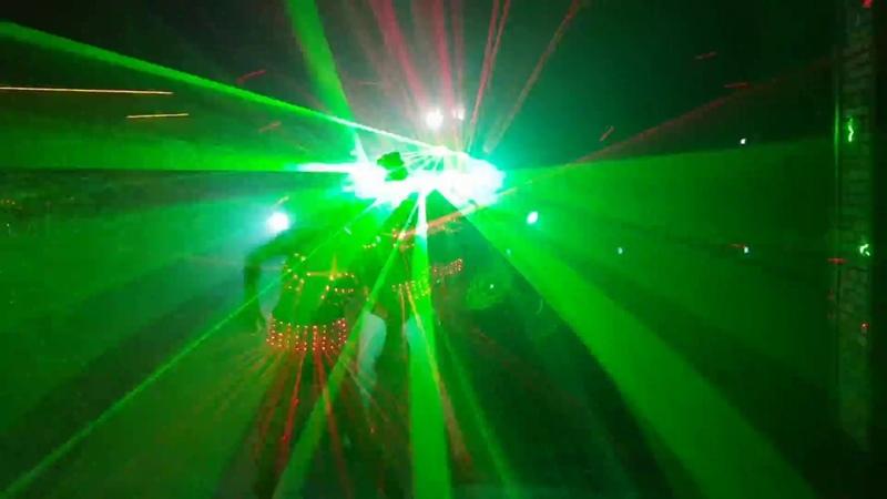 BMD Лазерное Шоу Крым