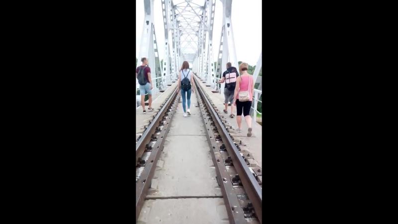 Страх высоты ушел после прыжка с веревкой с моста