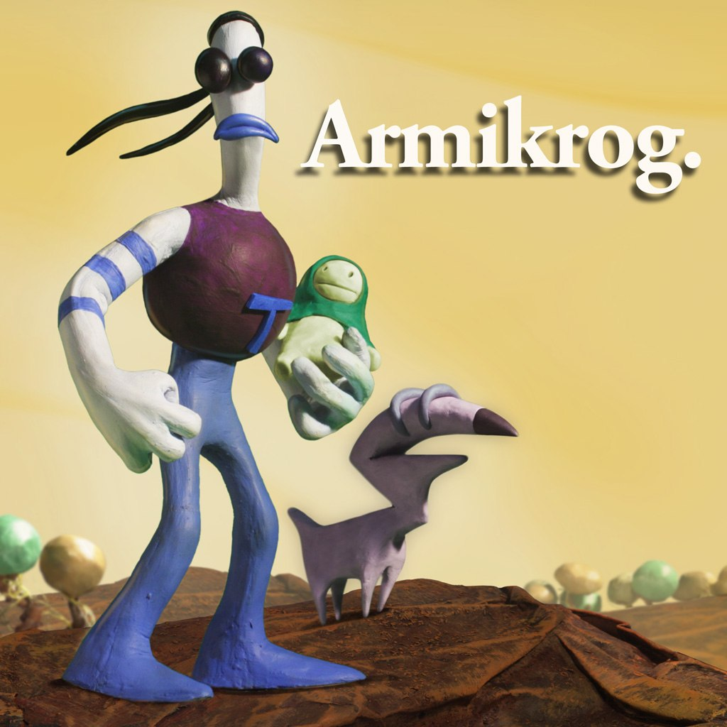 Armikrog — Seize the Clay!