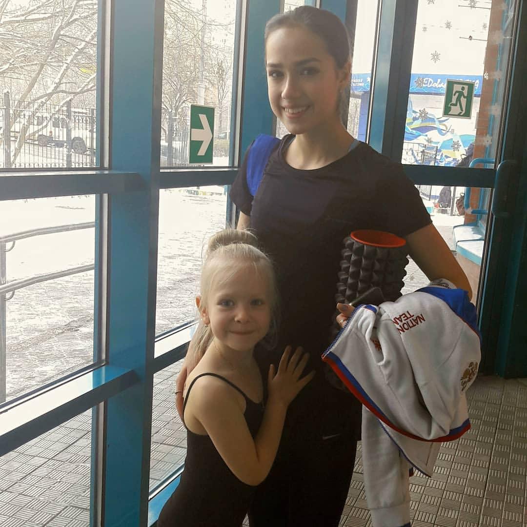 Алина Ильназовна Загитова-2 | Олимпийская чемпионка - Страница 6 IoOAjJXmMpw