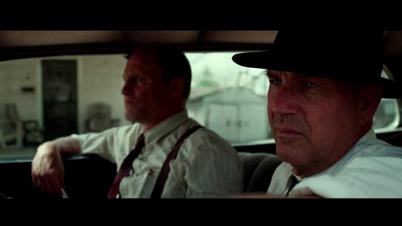 В погоне за Бонни и Клайдом (The Highwaymen) - трейлер с русскими субтитрами