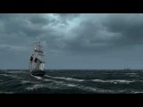 Naval Action: Frigates in storm test