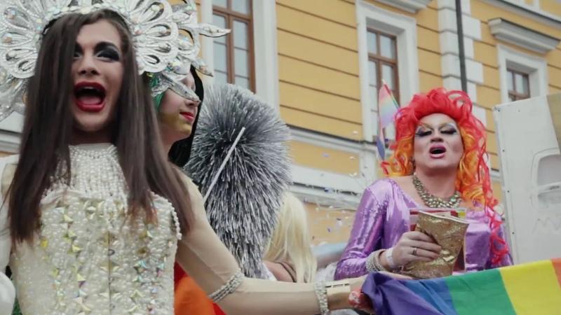 Київпрайд-2018. У Києві відбувся Марш рівності