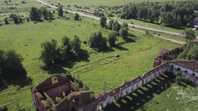 Аракчеевские казармы-д.Селище