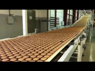 Кондитерская фабрика Кураж в Ялуторовске
