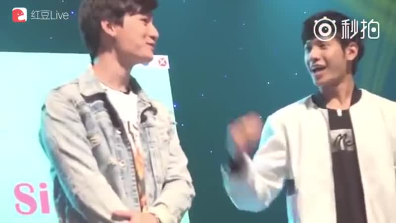 คริส-สิงโต (Krist-Singto) - Backstage-Onstage Mix 3 Fanmeet in Suzhou - 170422