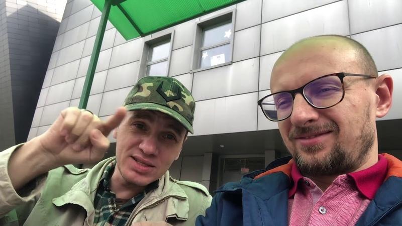 PR-щик в городе - интервью полностью Нарсия Серго и Роман Маслов
