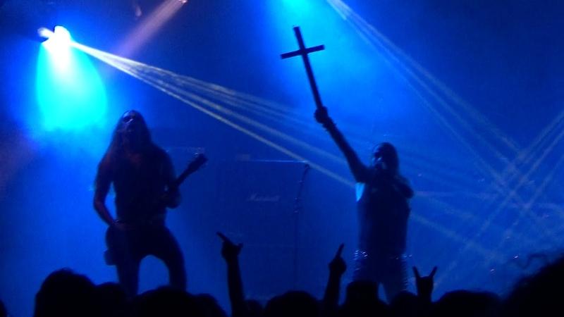 Carpathian Forest Live @ Meh Suff Metal Festival 2018