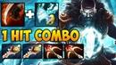 Attacker Kunkka 1 HIT COMBO with Bloodseeker - Dota 2 Highlights TV