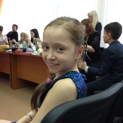 Елизавета Волк, 7 ноября 1999, Хабаровск, id201401089