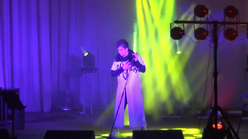 3)Концерт Радика Юльякшина - Ашкына гомер 8.11.2017 (Нижнекамск)